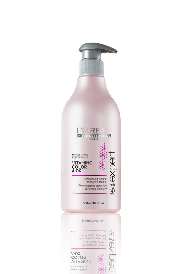 L'OREAL Expert Vitamino Color A Ox Shampoo 500ml