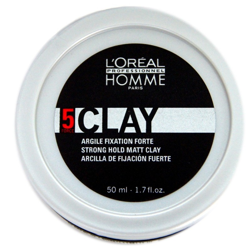 L'OREAL Homme Clay 50ml