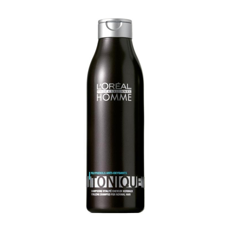 L'OREAL Homme Tonique Shampoo 250ml