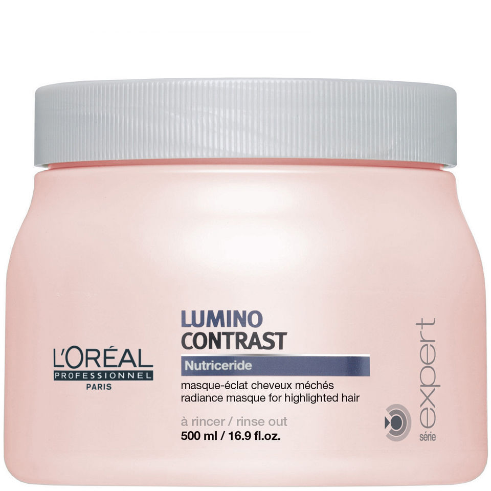 L'OREAL Lumino Contrast Masque 500ml