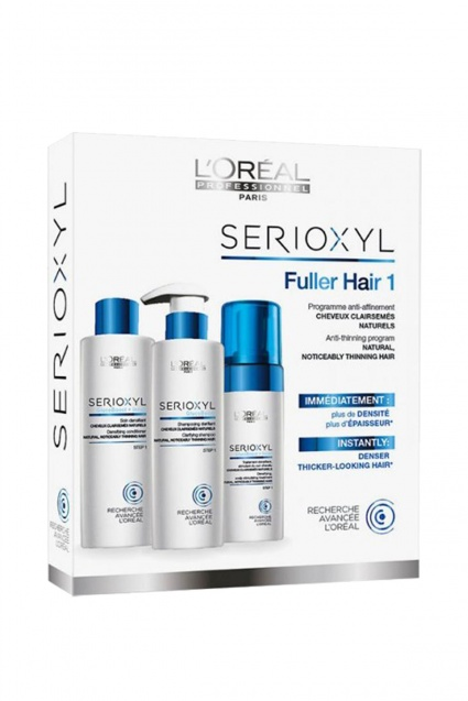 L'OREAL SERIOXYL Fuller Hair 1 Kit Capelli Normali