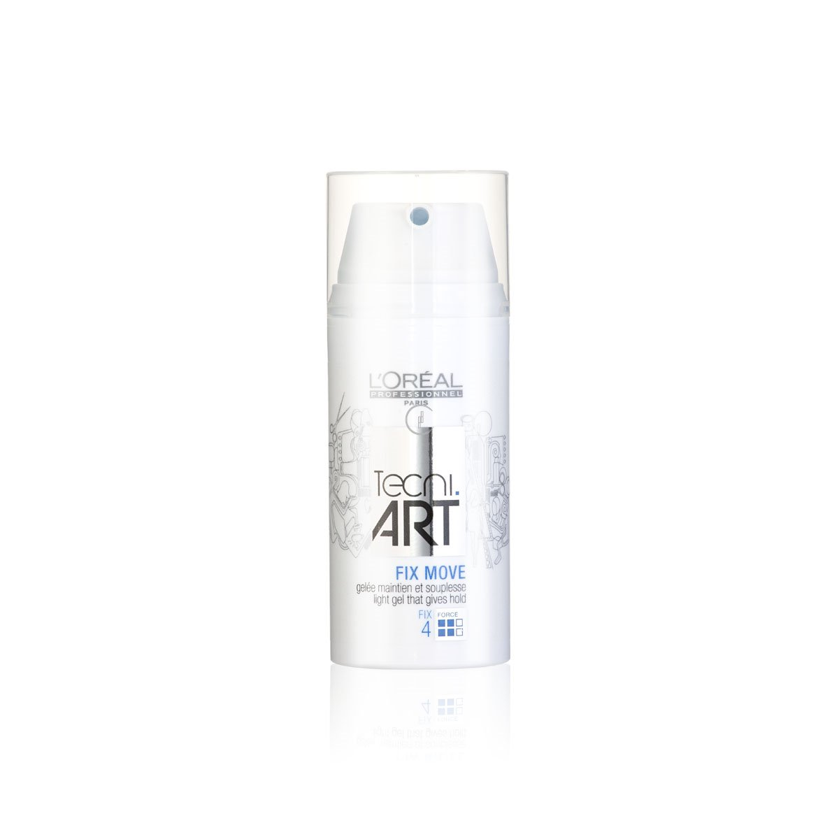 L'OREAL Tecni Art Fix Move 150ml