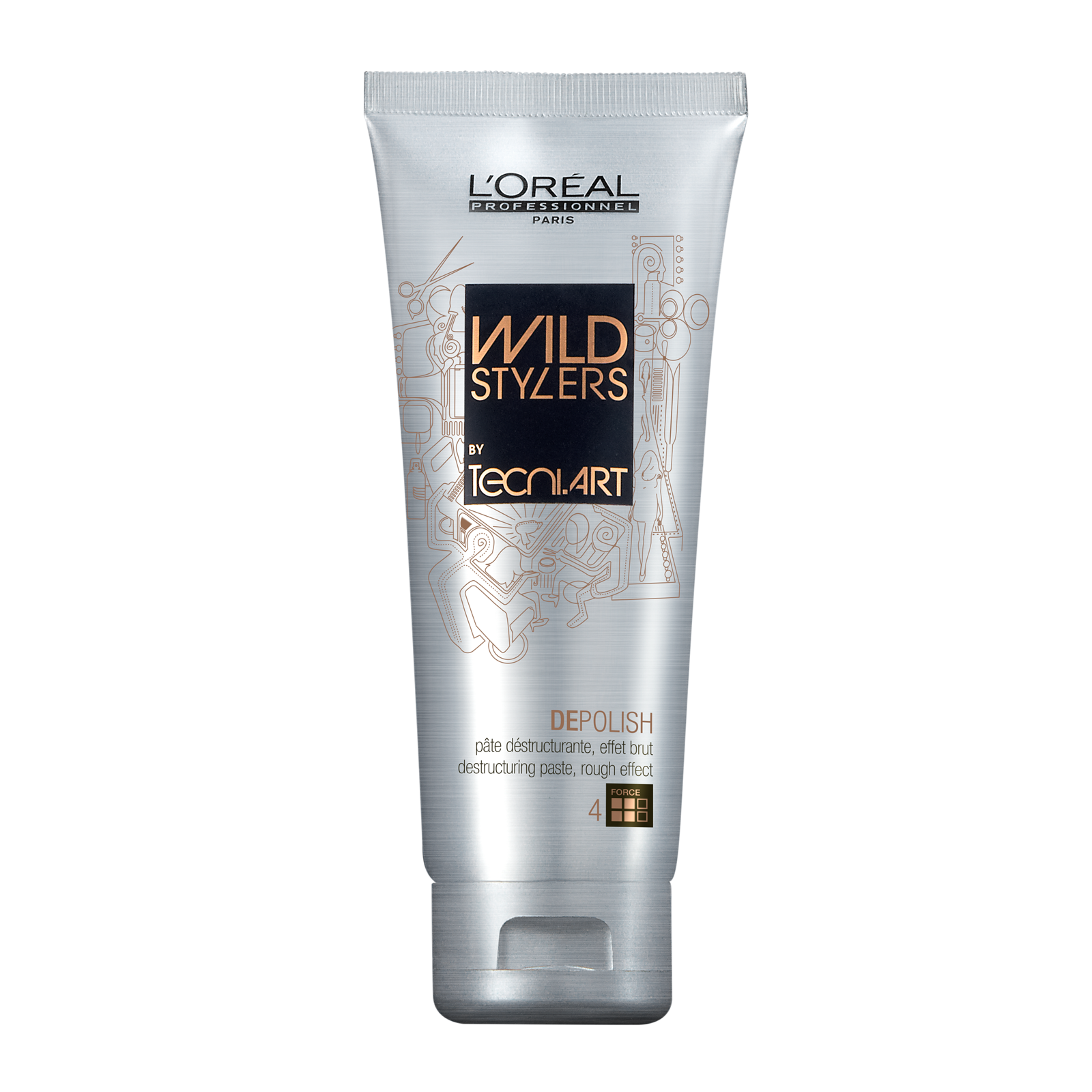 L'OREAL Wild Stylers Tecni Art Depolish 100ml