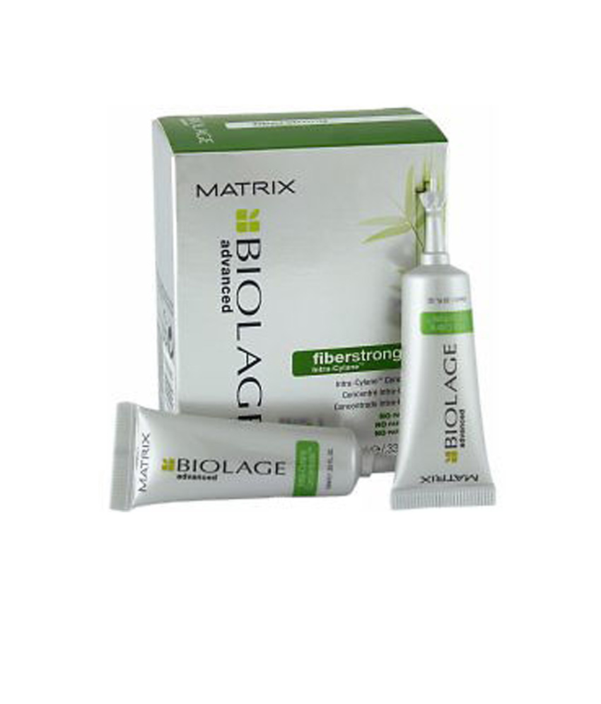 MATRIX Biolage Fiberstrong Intra-Cylane Concentrate 10X10ml