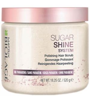 MATRIX Biolage Sugar Shine Polishing Hair Scrub 520ml