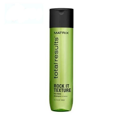 MATRIX TOTAL RESULTS Rock It Texture Shampoo 300ml