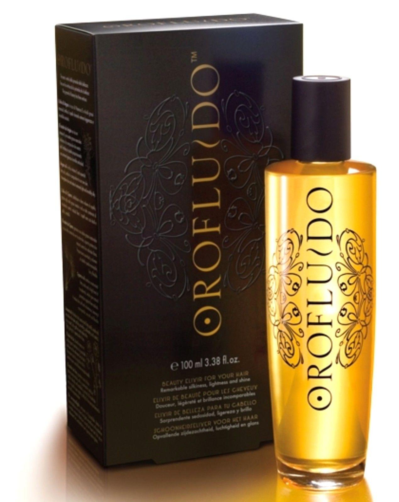 OROFLUIDO Oil Elixir 50ml