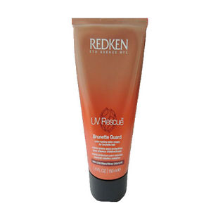 REDKEN UV Rescue Brunette Guard Color Saving Swin Cream 150ml resistente all'acqua