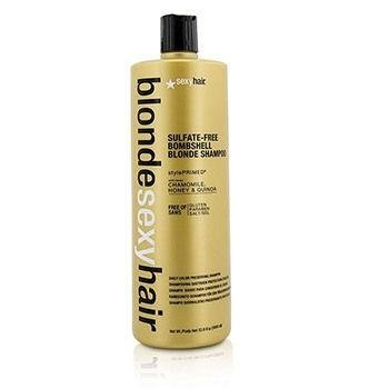 SEXY HAIR Blonde Sexy Hair Bombshell Blonde Shampoo 1000ml