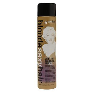 SEXY HAIR Blonde Sexy Hair Bright Blonde Shampoo 300ml