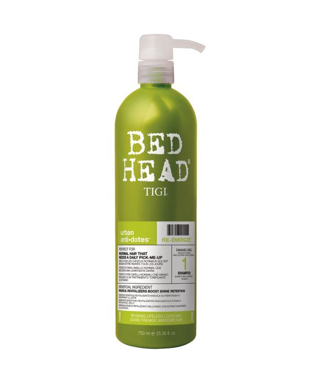 TIGI Re-Energize Shampoo 750ml