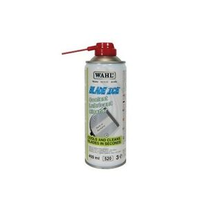 WAHL Blade Ice Coolant Lubricant Cleaner 400ml