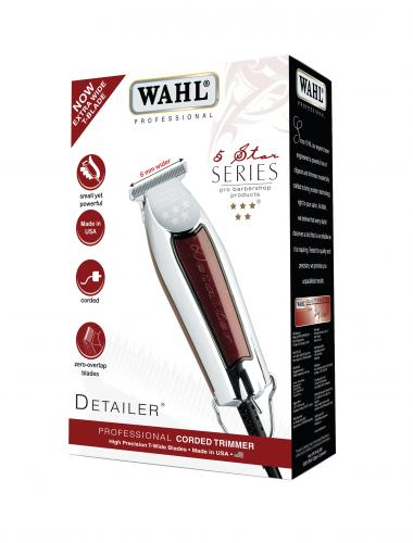 WAHL Detailer 5 Star Corded Trimmer