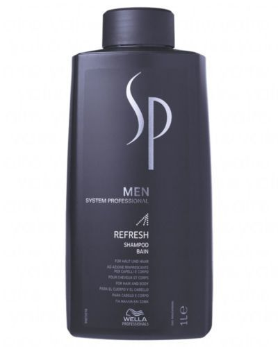 MEN REFRESH SHAMPOO 1000 ML