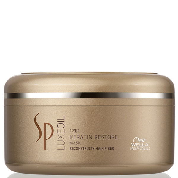 LUXE OIL KERATIN RESTORE MASK 150ML