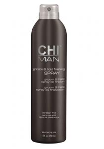 FAROUK CHI Man Groom & Hold Finishing Spray 200gr