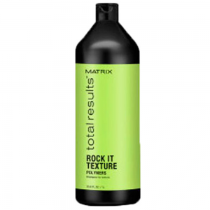 MATRIX TOTAL RESULTS Texture Games Rock It Shampoo 1000ml