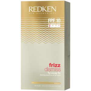 REDKEN Frizz Dismiss Fly Away Fix FPF 10 Sheets 50 pz