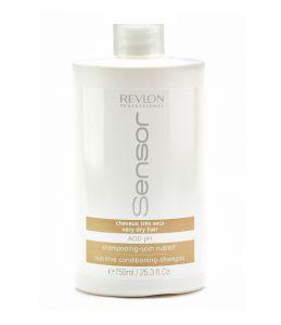 REVLON PROFESSIONAL Sensor Nutritive Shampoo 750ml