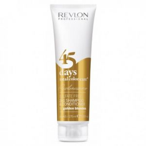 REVLON PROFESSIONAL Sulfate Free 2 In 1 Shampoo & Conditioner Golden Blondes 275ml