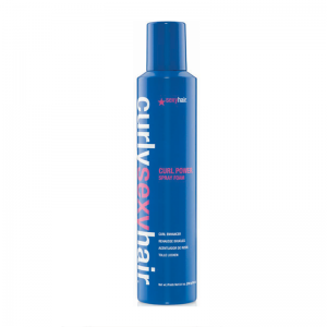 SEXY HAIR Curly Sexy Hair Curl Power Spray Foam 250ml