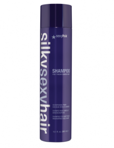 SEXY HAIR Silky Sexy Hair Shampoo Thick/Course Hair 300ml