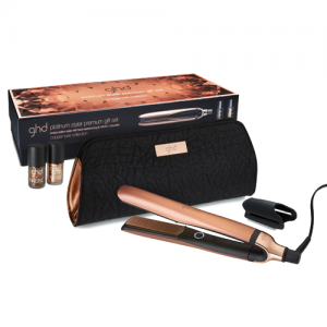 GHD Copper Luxe Collection Platinum Piastra V Gold