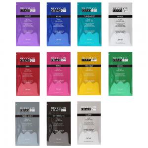 BE COLOR Crazy 12 Min. Fluo Color Gel 30ml TUTTE LE TONALITA' ( - CLEAR)