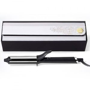 GHD Ferro Curve Arctic Gold Soft Curl Tong Gift Set