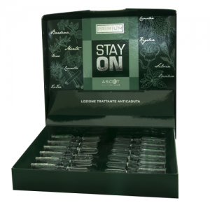 PRIMIUM Stay On Lozione Trattante Anticaduta 14x6ml