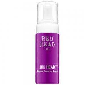 TIGI Bed Head Fully Loaded Big Head Volume Boosting Foam 125ml