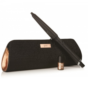 GHD Copper Luxe Collection Curve Wand Premium Gift Set Ferro