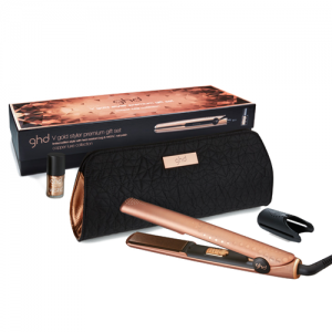 GHD Copper Luxe Collection Gift Set Piastra V Gold