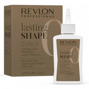REVLON Lasting Shape Curly Curling Lotion 100ml Capelli Resistenti