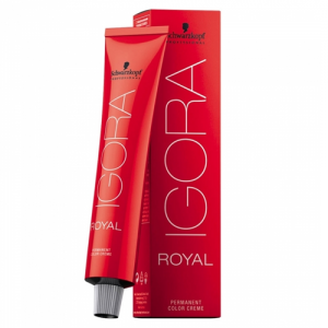 SCHWARZKOPF Igora Royal Color Creme 60ml TUTTE LE TONALITA'. ( - 6-10 PER BASE BIONDO SCURO)