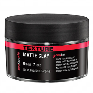SEXY HAIR Style Sexy Hair Texture Matte Clay 50gr
