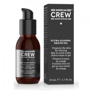 AMERICAN CREW Shaving Skincare Ultra Gliding Shave Oil 50ml