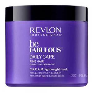 REVLON PROFESSIONAL Be Fabulous Daily Care Fine Hair Mask 500ml