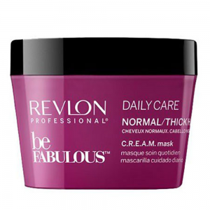REVLON PROFESSIONAL Be Fabulous Daily Care Normal/Thick Hair Mask 200ml