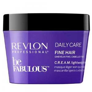 REVLON PROFESSIONAL Be Fabulous Daily Care Fine Hair Mask 200ml