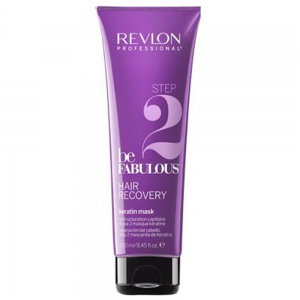 REVLON PROFESSIONAL Be Fabulous Hair Recovery Step 2 Keratin Mask 250ml