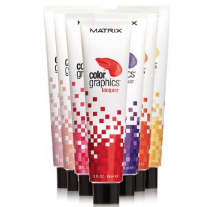 MATRIX Color Graphics Lacquer 85ml TUTTE LE TONALITA' ( - Giallo)