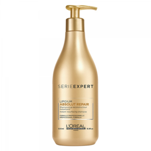 L'OREAL Expert Absolut Repair Lipidium NEW Shampoo 500ml