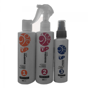 TIESSE Fill Up Maskera + Shampoo + Spray