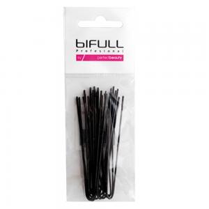 BiFULL Forcine Chignon 67mm Nere 20pz