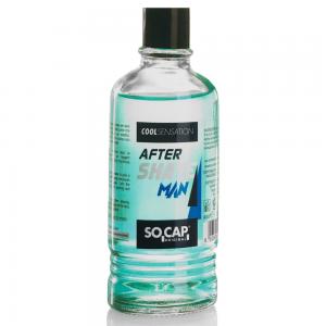 SOCAP After Shave Man Cool Sensation 400ml