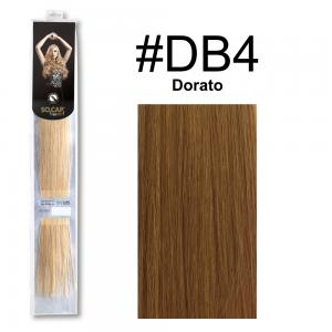SOCAP Extension Basic 50/55cm 25 Ciocche DB4 Dorato