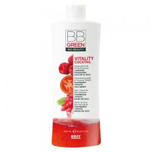 BB GREEN Vitality Bagnodoccia Rivitalizzante 480ml