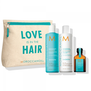 MOROCCANOIL Set Natalizio Smooth Love Is In The Hair