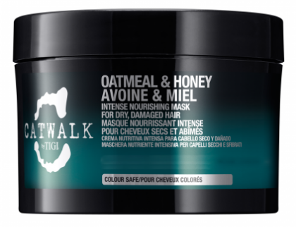 CW OATMEAL & HONEY AVOINE & MIEL MASCHERA 200ML